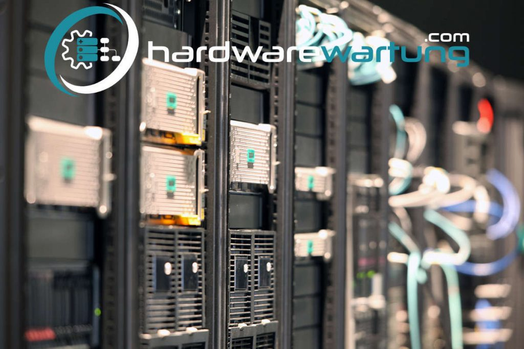 HPE Server Rack mit Hardwarewartung.com