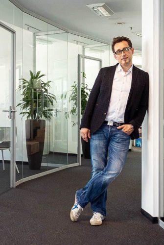 Yusuf Sar - Gruender und CEO von Hardwarewartung